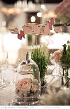 Nic & Nikki - Love is. Reception Decorations, Event Decor, Table Decorations, Wedding Centerpieces, Wedding Favors, Nikki Love, Wedding Table Numbers, Table Wedding, Deco Table