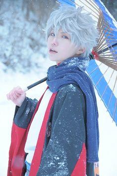 Character: Gintoki Sakata Anime/Manga/Game: Gintama Coser: kuryu  ~