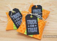 hallowen trick or treat.