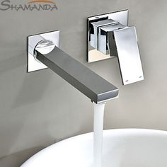 Type: Basin Faucets Weight Per Package: <2kg Faucet Mount: Single Hole Type: Ceramic Plate Spool Brand Name: Shamanda Valve Core Material: Ceramic Style: Contemporary Hot & Cold Water: Yes Number of H
