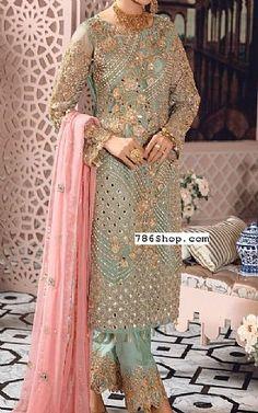 Online Indian and Pakistani dresses, Buy Pakistani shalwar kameez dresses and indian clothing. Desi Wedding Dresses, Pakistani Formal Dresses, Pakistani Bridal Dresses, Pakistani Outfits, Indian Dresses, Indian Outfits, Bridal Dupatta, Indian Clothes, Wedding Wear