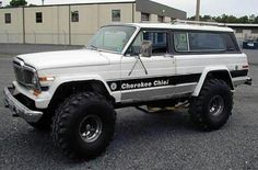 Cherokee Chief. https://www.pinterest.com/dapoirier/4x4-and-trucks/