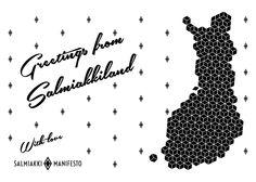 Greetings from Salmiakkiland. http://www.salmiakkimanifesto.com
