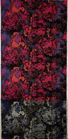 Shirley Craven textile design.