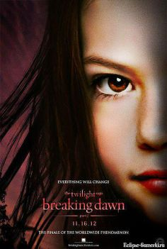 What is your favorite movie out of twilight saga? I like the breaking dawns and the first one. :) <3 xoxo