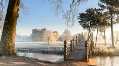 A frosty morning at Croome © John Hubble