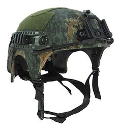 KSS IBH Helm & Night Vision Berg Seal Integrated Tactical Helm