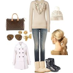 """""""Winter wounder"""" by trinity-ann-harjo on Polyvore I love it."""