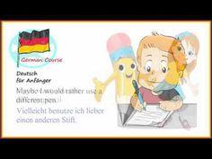 German Course 33 schreiben   Deutsch für Anfänger German Course, Family Guy, Youtube, Fictional Characters, Writing, Fantasy Characters, Youtubers, Youtube Movies, Griffins