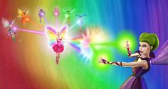 Barbie Fairytopia Magic of the Rainbow Official Stills 12