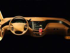 1990 Toyota Previa Toyota Van, Toyota Previa, Dashboard Car, Car Interior Design, Dashboards, Vw Bus, Exotic Cars, Car Interiors, Transportation