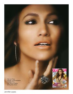 Jennifer Lopez and our Rose Ring