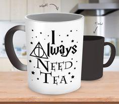 Color Changing Mug - Always Tea