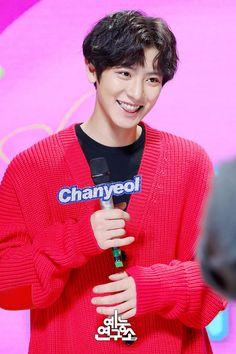 Cre: the owner/as logo Baekhyun, Park Chanyeol Exo, Exo Chanyeol, Exo Members, How Big Is Baby, Chanbaek, Chansoo, Kpop Boy, Perfect Man