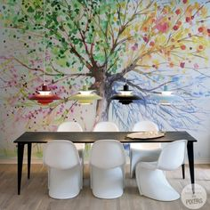 Echa un vistazo a las inspiraciones de PIXERS - Las Cuatro Estaciones Nuestra propuesta de diseño interior para tu casa
