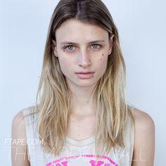 Tatiana Dobosz - The Model Wall