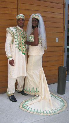 nigerianische hochzeit African Wedding Outfits To Wear For African Wedding African Wedding Outfits To Wear For African Wedding African Wedding Attire, African Attire, African Wear, African Dress, African Fashion, African American Clothing, American Clothing Brands, African Girl, African Women