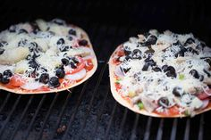zone 3-block grilled pizza