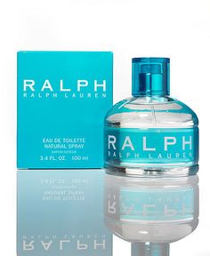 Ralph by Ralph Lauren Eau de Toilette - another favorite of mine. I get compliments everytime! perfect for summer