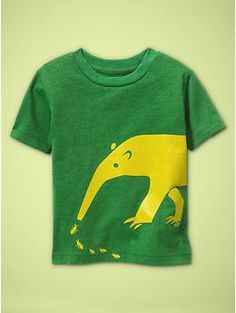 I couldn't wait for it to go on sale @ gap kids € 9,90
