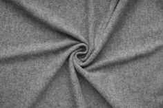FAVORIT Walkloden Kochwolle - grau-melange