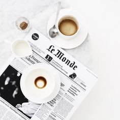 Coffee + Paper | The Fifth Watches // Minimal meets classic design: www.thefifthwatches.com