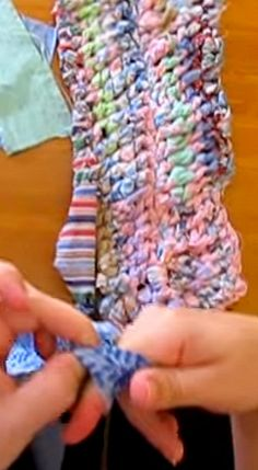 Amish Knot Rag Rug Tutorial 2 Of You