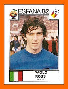 Old School Panini: L'équipe type de la Coupe du Monde 1982
