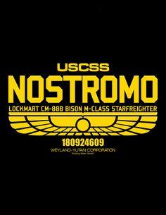 Uscss Nostromo. by skinnyInvader on DeviantArt