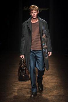 Salvatore Ferragamo F/W 2015 Menswear Milan Fashion Week - Google Search