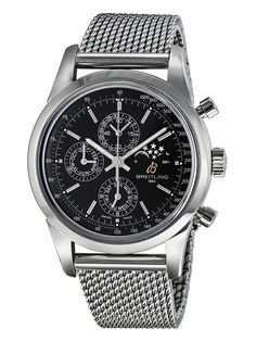 Men's Transocean Chronograph II Moonphase Automatic Watch from Breitling Watches on Gilt