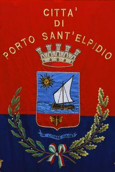 Stemma di Porto Sant'elpidio #marcafermana #portosantelpidio #fermo #marche