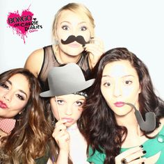 Vanessa Hudgens - The Carrie Diaries Photobooth