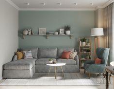 Scandinavian Interior Living Room, Living Room Interior, Home Interior Design, Living Room Colors, Living Room Grey, Small Living Rooms, Guest Room Decor, Bedroom Decor, Kids Room Design