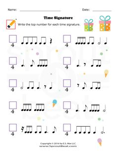 TMTA Level 5 – Time Signature Music Math, Music Writing, Music Classroom, Easy Sheet Music, Violin Sheet Music, Piano Music, Music Education Lessons, Music Lessons, Piano Lessons For Kids
