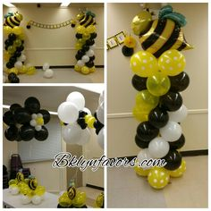 # Bumble Bee Baby Shower