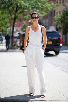 35 NYFW Street Style Snaps That Will Help You Rethink Your Wardobe