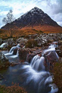 The Guardian of Glen Coe, Scotland