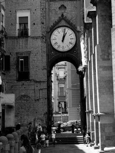 People of HUB Kolektyw while traveling ... Naples, Italy.