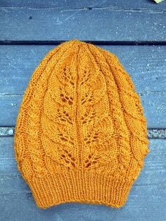 Syyskoivu pattern by Kristel Nyberg How To Purl Knit, Bandeau, Crochet Accessories, Beanie Hats, Fun Projects, Mittens, Headbands, Needlework, Knitted Hats