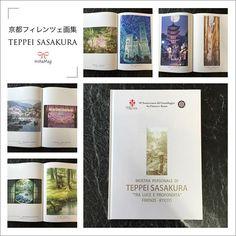 【musee_de_art_teppei_sasakura】さんのInstagramをピンしています。 《* 笹倉鉄平ちいさな絵画館で4月3日(月)まで開催中の「〜開館10周年記念展〜花いっぱい、花色々」へのご感想です。 * ◆大阪府の男性 「高校の頃に初めて見てから、いつも癒されてます。 ありがとうございます。」 * ◆大阪府の男性 「毎回訪れるのを楽しみにしています。」 * 素敵なご感想を有難うございました😊 画像は、現在展示中の『春色な夢の宵』や『「花灯り」の為の習作』も収録されている画集です。 * 【笹倉鉄平「京都 フィレンツェ 光の情景画展」目録画集】 価格 ¥2,160(税込) 21.6×30.3cm(A4サイズ強/ハードカバー) 42頁オールカラー/32作品収録 京都フィレンツェ姉妹都市締結50周年を記念し、2015年に京都・フィレンツェ両都市にて開催された個展に出展された作品を収めた画集です。 2013〜2015年に描き下ろされた作品を中心に、32作品が収録されています(そのうち25作品は、現在販売中の画集に未収録の作品)…