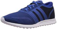 Adidas Los Angeles Schuhe 7,0 navy/blue/white - http://on-line-kaufen.de/adidas/40-2-3-eu-adidas-damen-schuhe-sneaker-los-angeles