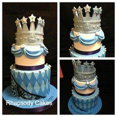 Little Prince 1st Birthday Cake 1st Birthday Cakes Pinterest
