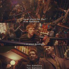 Gotta love Fred and George