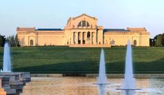 St. Louis Art Museum in Forest Park