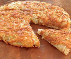 How to cook the perfect rösti – Gesundes Abendessen, Vegetarische Rezepte, Vegane Desserts, Bacon Recipes, Potato Recipes, Easy Recipes, Spanish Potatoes, A Food, Food And Drink, Potato Leek Soup, Sliced Potatoes, Baked Potato