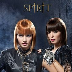 FW14 Spirit collection by gino hairandmore INSPIRATION: Medieval, Byzantine, Jeanne d'Arc hairstyles The bob!