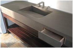Sinki Konkrit Yang Semakin Diminati Ramai.   Dekorasi Moden