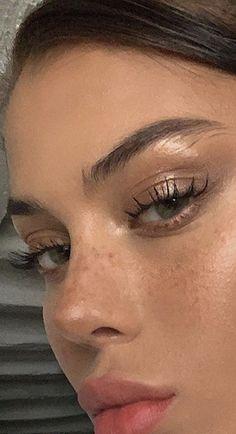 Edgy Makeup, Makeup Eye Looks, Natural Makeup Looks, Cute Makeup, Pretty Makeup, Simple Makeup, Skin Makeup, Makeup Inspo, Makeup Art
