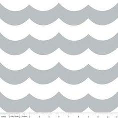 Riley Blake Designs: C3293-GRAY